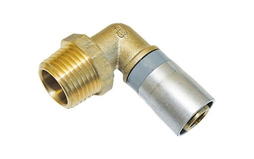 Brass Male Elbow 15mm