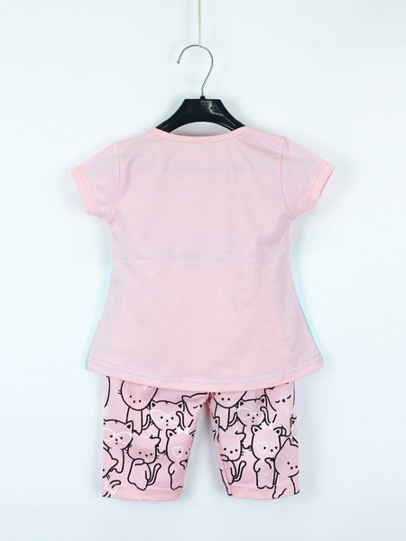 AKC Newborn Baby Suit 3 Mth - 9 Mth MEOW Baby Pink