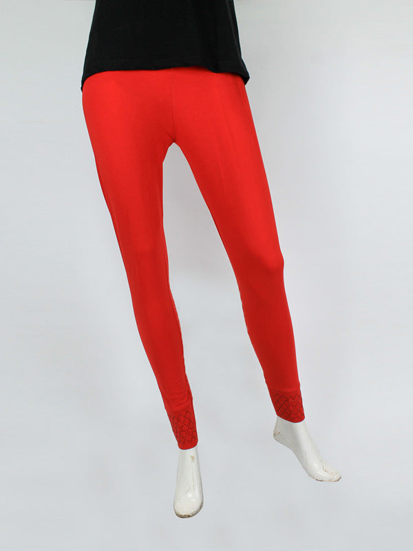 AT1 Tights For Women EM Red