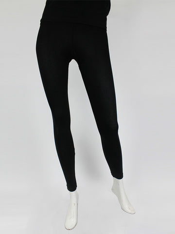 Tights For Women Plain Black