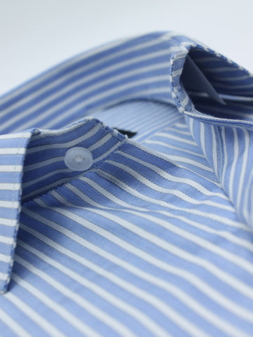 Formal Dress Shirt For Men Wine Blue