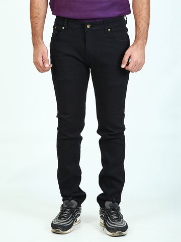 Power Stretch Jeans For Men Black
