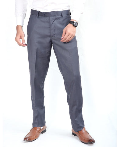 Dress Pant Trouser Formal For MEN Slate GREY