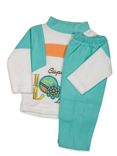 Kids Fleece Suit 1Yr to 4Yr Captains Ferozi