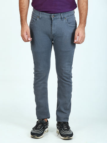Power Stretch Jeans For Men Grey
