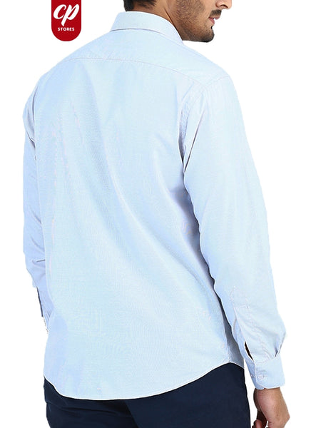 Cut Price Formal Dress Shirt for Men Shell White