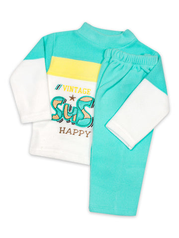 Kids Fleece Suit 1Yr to 4Yr SuS Je Ferozi