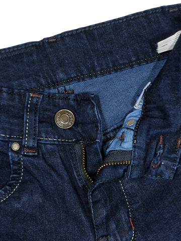 5 Yrs -13 Yrs Denim Jeans For Boys Blue