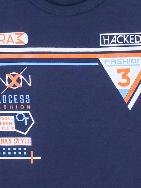 ATT Boys T-Shirt 2 Yrs - 10 Yrs Printed Hacked 3