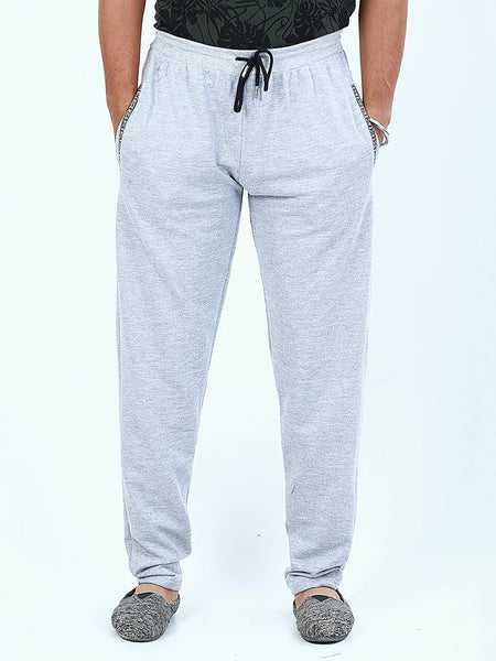 Casual Terry Trouser for Men Grey