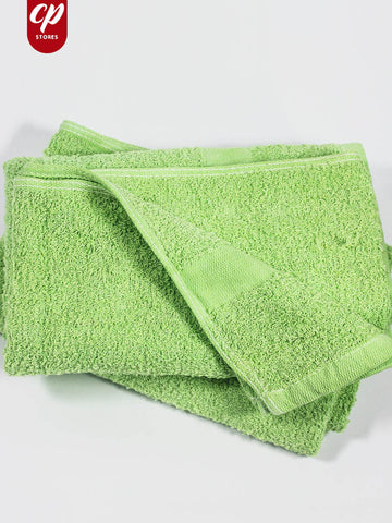 Pack of 2 Towel In Soft Green