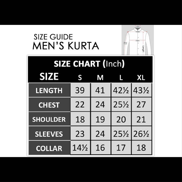 Cut Price Dark Shades Kurta Stitched Karhai for Men Dark Purple
