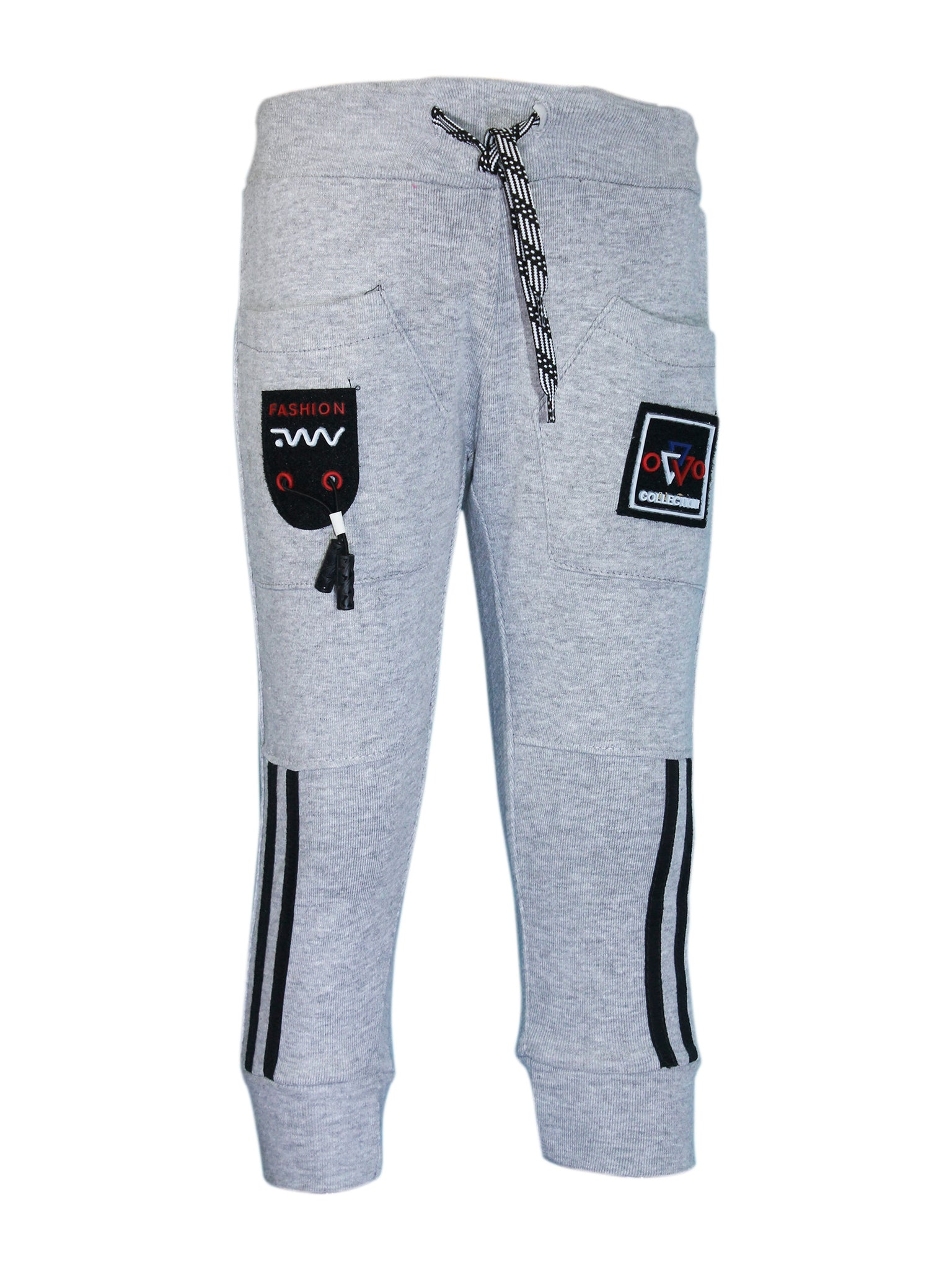 MK 2 Yrs - 6 Yrs Boys Trouser Fashion Grey