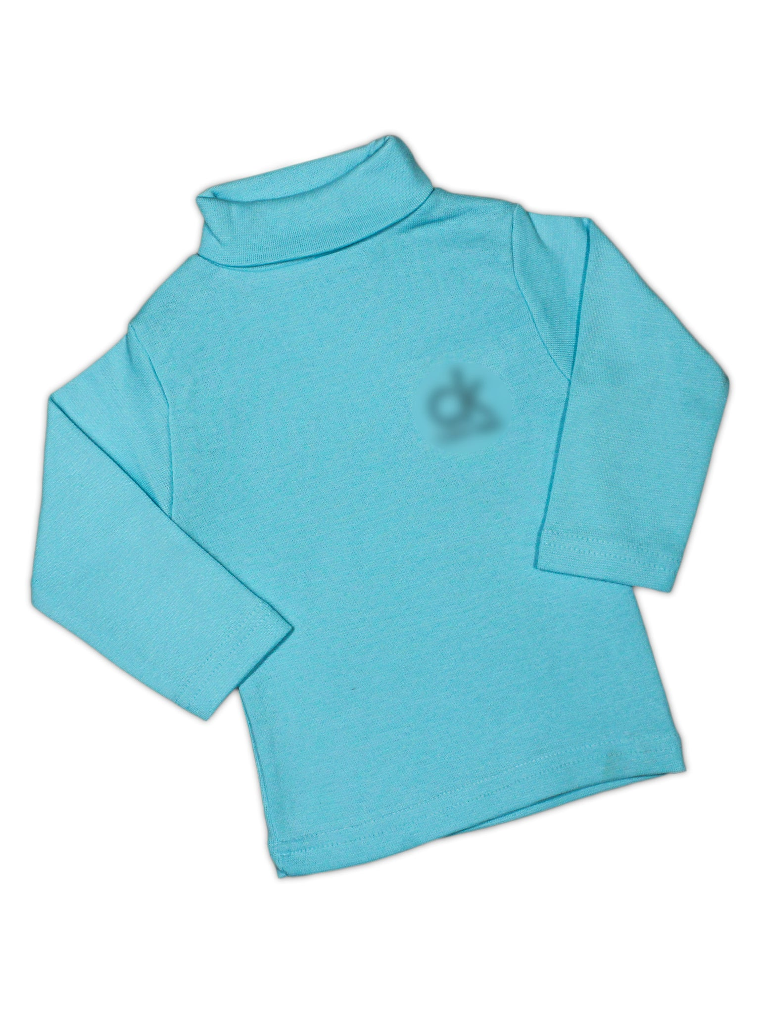 ATT Hi-Neck for Kids 6Mth - 3.5 Yrs Light Blue