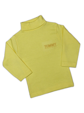 ATT Hi-Neck for Kids 6Mth - 3.5 Yrs Soft Yellow