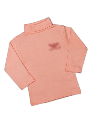 ATT Hi-Neck for Kids 6Mth - 3.5 Yrs Peach