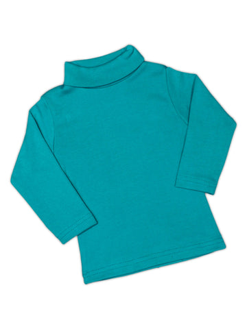 ATT Hi-Neck for Kids 6Mth - 3.5 Yrs Sea Blue