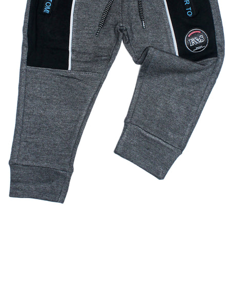 MK 2 Yrs - 6 Yrs Boys Trouser F&s Dark Grey