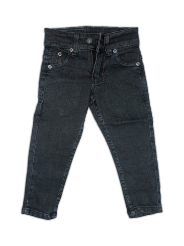 3 Yrs - 13 Yrs Denim Jeans For Boys Needs Green