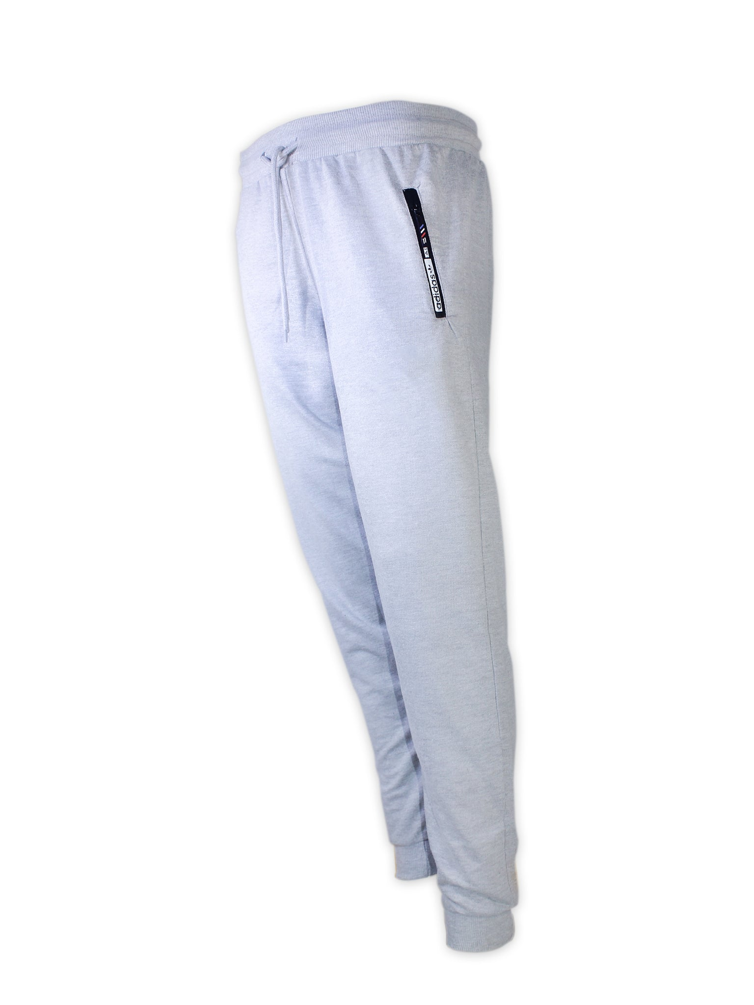 Casual Trouser for Men White Grey