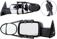 Fit System (3990) Dual Lens Universal Towing Mirror