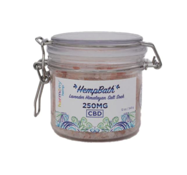 Hemp Hempbath Himalayan Bath Salts
