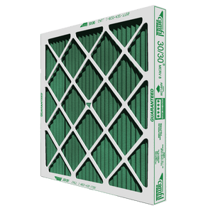 Camfil Farr 30/30 High Capacity MERV 8 Pleated Panel Air Filter - 18x25x1 - Synthetic