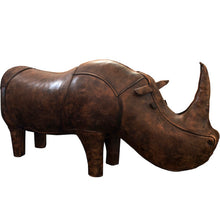 Load image into Gallery viewer, 1960's Vintage Abercrombie & Fitch Omersa Rhinoceros