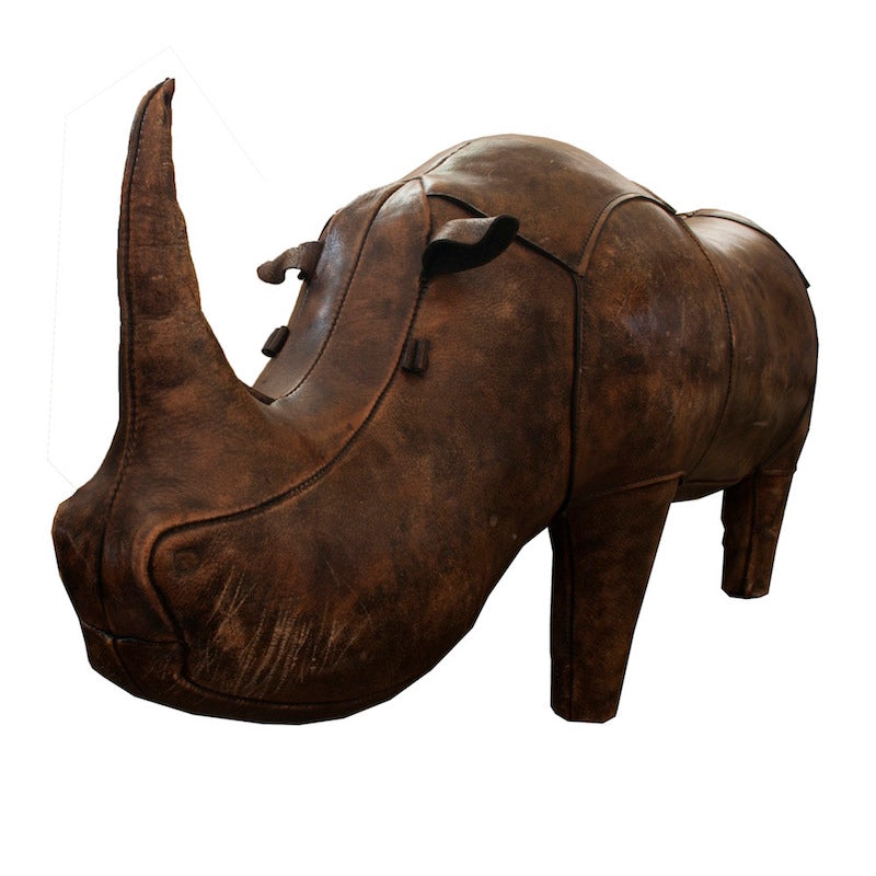 1960's Vintage Abercrombie & Fitch Omersa Rhinoceros