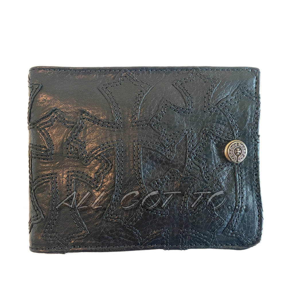 Chrome Hearts Baby Bank Robber Wallet