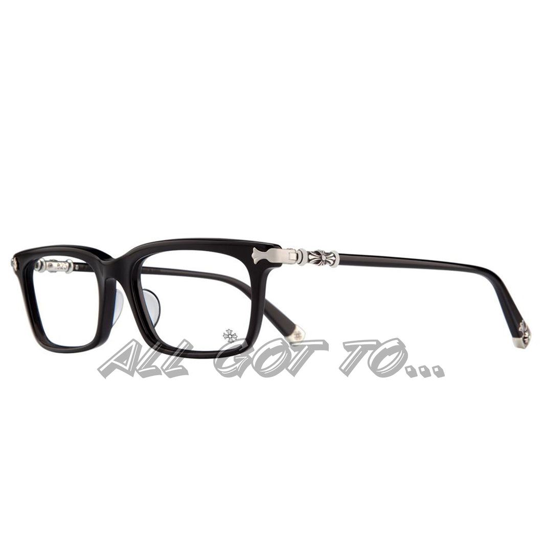 Chrome Hearts Fun Hatch Black/Silver