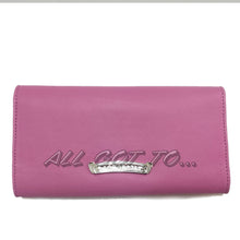 Load image into Gallery viewer, Chrome Hearts Judy Wallet Pink