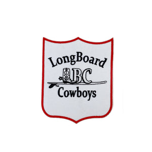 LongBoard Cowyboy Patch