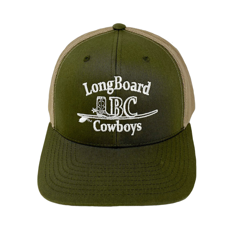 Retro Trucker Hat