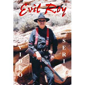 Evil Roy Cowboy Action Shooting DVD Volume 1 Handguns
