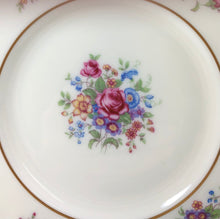 Load image into Gallery viewer, Vintage Lenox Rose Bread Plates Set Of 4 J-300
