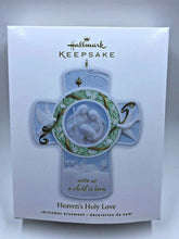 Load image into Gallery viewer, Hallmark Keepsake Ornament Heaven's Holy Love 2010
