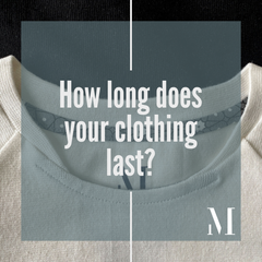 Monnerville offers free Lifetime Guarantee on all garments against manufacturing defects. This is our commitment to reducing consumption by offering the highest quality garments possible.