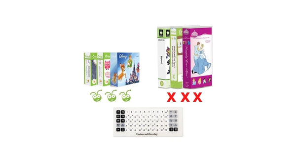 What is a Cricut Universal Keypad Overlay?