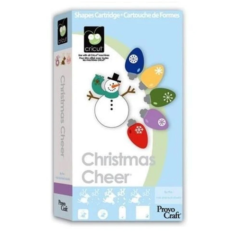 Christmas Cheer Cricut Cartridge