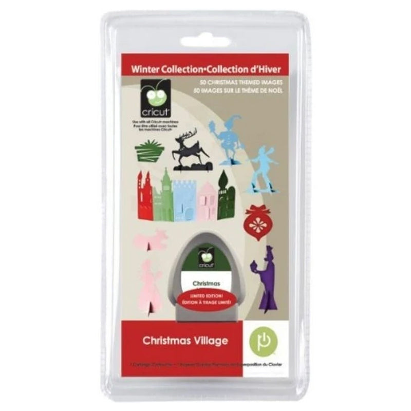 Christmas Village Cricut Cartridge