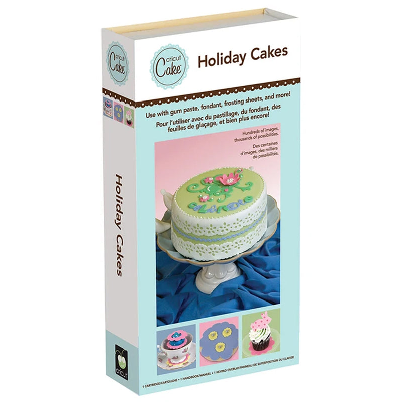 Holiday Cakes Cricut Cartridge