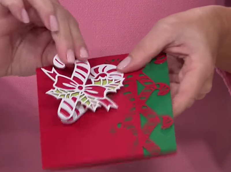 Anna's Christmas Cards and Embellishments 2 Cricut Cartridge