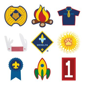 Do Your Best for Cub Scouts Cricut Cartridge