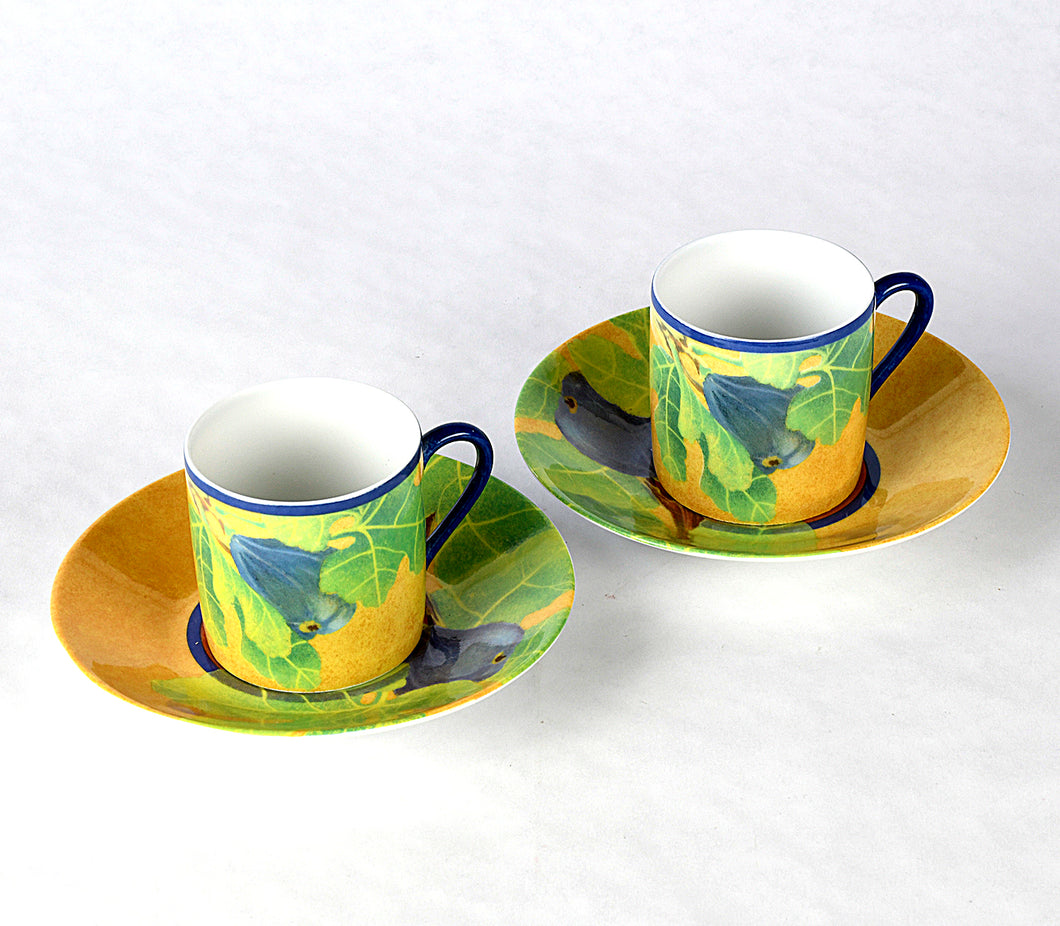 Figari Demitasse Cup and Saucer