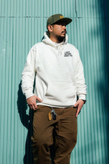 """I HATE NOTHING ABOUT YOU"" SWOON - HOODED SWEAT(プルオーバーパーカー) - KIBACOWORKS"