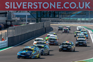 Silverstone Host the first round of Gaz Shocks 116Trophy 2021.