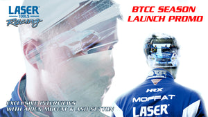 BTCC Season Opener Exclusive interviews with Aiden Moffat & Ash Sutton