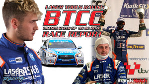 Laser Tools Racing Brands Hatch Report