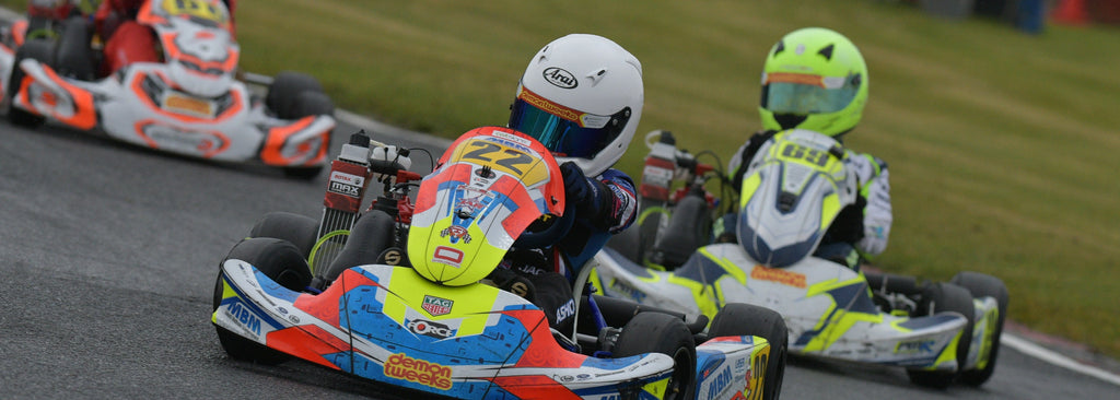 Young karter secures place at World Finals in Portimão
